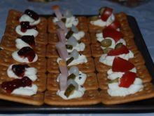 Imprezowe krakersiki
