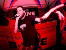 Imprezy Bacardi B-Live w Polsce