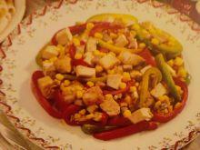 Indyk w sosie chilli