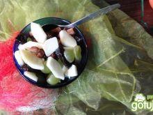 Inna sałatka owocowo-bakaliowa