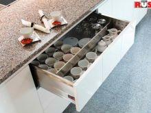 Inteligentne szuflady w kuchni