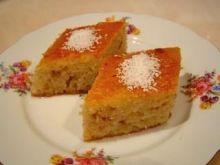 Irmyk tatly - ciasto z kaszy mannej