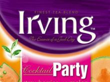 Irving Cocktail Party