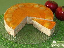 Jabłecznik bez pieczenia
