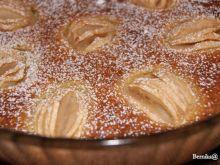 Jabłecznik z migdałami