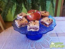 Jabłecznik z pianką