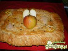 Jabłka pod kołdrą