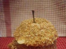 Jabłka w wiórkach kokosowych
