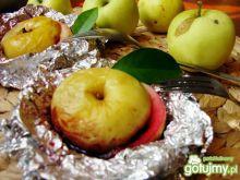 Jabłka z grilla