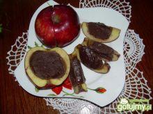 Jabłko z niespodzianką