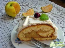 Jabłkowa rolada