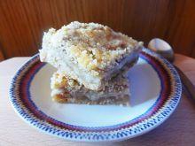 Jabłkowe ciasto sypane