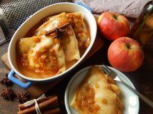Jabłkowe crepe suzette