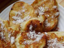 Jabłkowe placuszki na kefirze