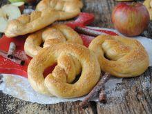 Jabłkowe precle