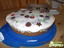 Jabłkowo-makowy tort ala Annemarie