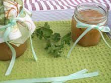 Jabłkowo-miętowy dżem