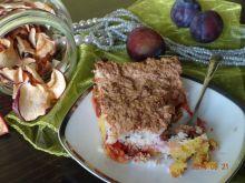 Jabłkowo, śliwkowo i kokosowo