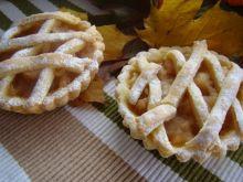 Jabłuszkowe babeczki - szarlotki