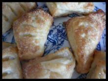 Jabłuszkowe trójkąciki