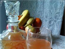 Jabłuszkowy kompot z rodzynkami