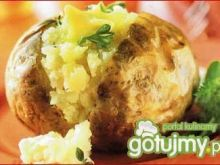 Jacket potatoes (ziemniak w kurtce)