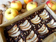 Jaglane brownie czekoladowa
