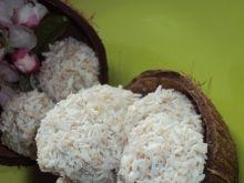 Jaglano kokosowe kulki