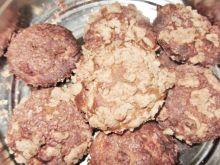 Jagłkowe muffinki z cynamonową kruszonką