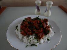Jagnięcina w curry po indyjsku