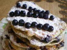 Jagodowe Pancakes