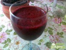 Jagodowy drink