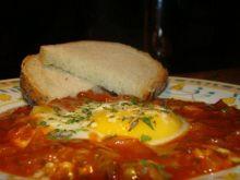 Jaja w czyśćcu wersja 2 - w keczupie