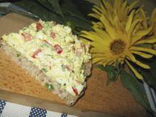 Jajeczna pasta z papryką
