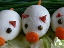 Jajeczne świnki na lodowym wypasie