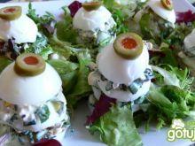 Jajeczne wieżyczki
