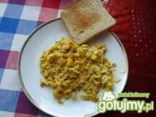 Jajecznica na masełku