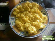 Jajecznica na mleku