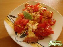 Jajecznica na niedzielne śniadanko