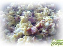 Jajecznica pożywna co nie znaczy tłusta