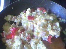 Jajecznica wiosenna