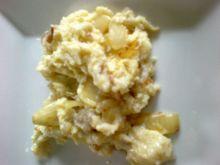 Jajecznica z jaja strusiego