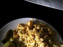 Jajecznica z kalafiorem 3