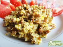 Jajecznica z kurkami 2