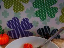 Jajecznica z makaronem gryczanym
