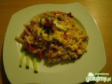 Jajecznica z suszonymi pomidorami 4