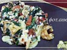 Jajecznica z warzywami 2