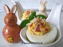 Jajka faszerowane Bekon & Cheddar