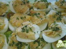 Jajka faszerowane łososiem(4)