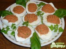 Jajka faszerowane makrelą 2